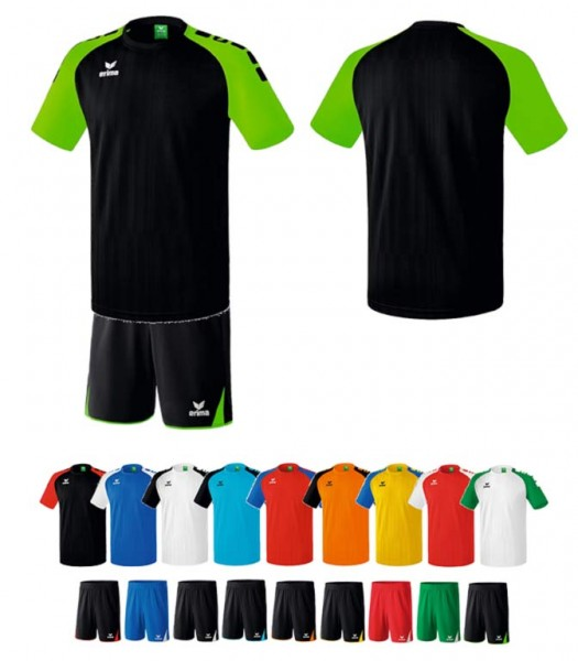 Shirt Erima Tanaro Hose Cube in vielen Farben